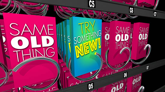 """Try Something New"" in Vending Machine Idiocracy"